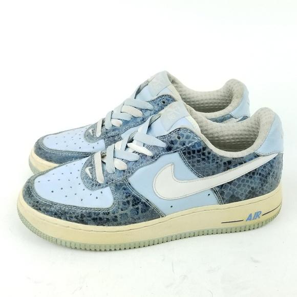 nike air force 1 ice blue